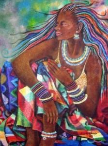 Ayisha by Chidi Okoye