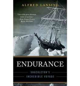 Shackleton by Alfred Lansing