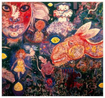 Fantasy by Roberty Beauchamp