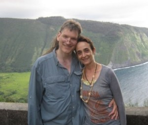 Helen and Stephen in Hawaii