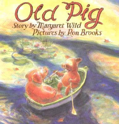 Old-Pig-Wild-Margaret