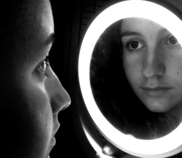 Look in the Mirror by Martina Yach