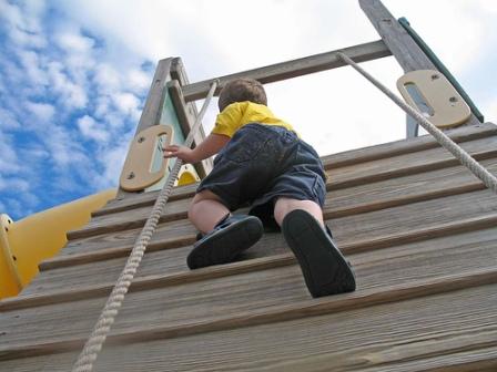 Climbing by Michael Newman