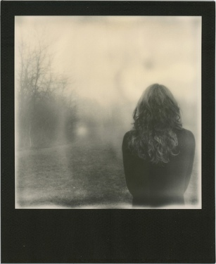 Woman in Fog photo by Marian Rainer-Harbach