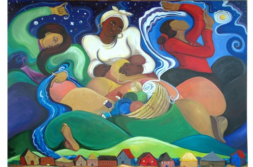 Women Mend the Earth